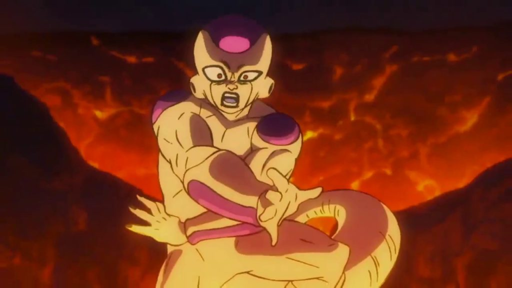 Social Commentary in Frieza
