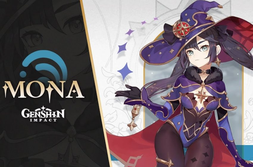 Genshin Impact adding Mona story quest on October 26