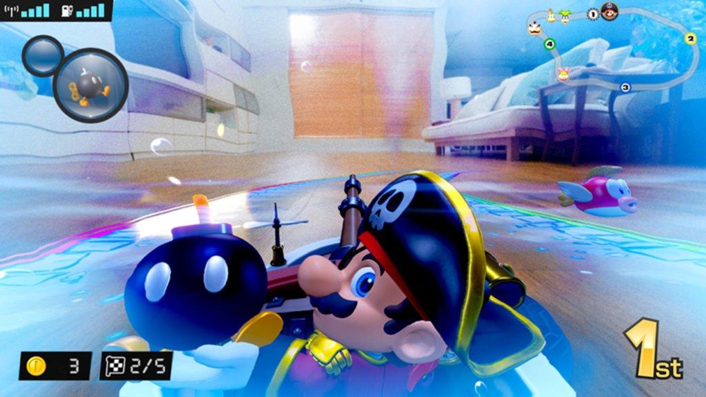 Mario Kart Live 2