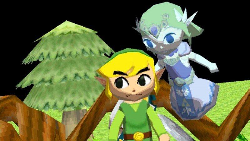 Top Zelda Companions - Spirit Tracks
