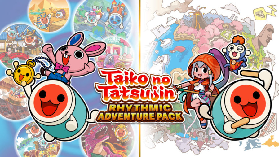 Taiko no Tatsujin: Rhythmic Adventure Pack releases December 3