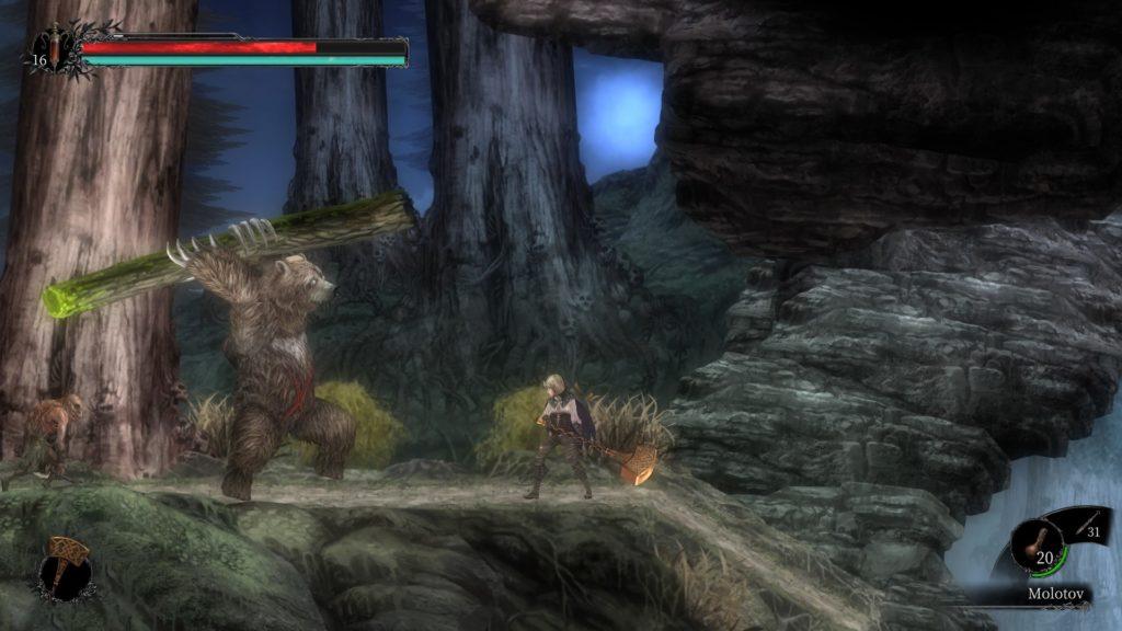Vigil Gameplay screenshot