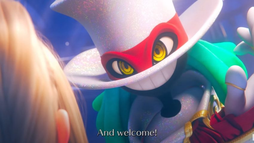 Square Enix releases Balan Wonderworld opening movie