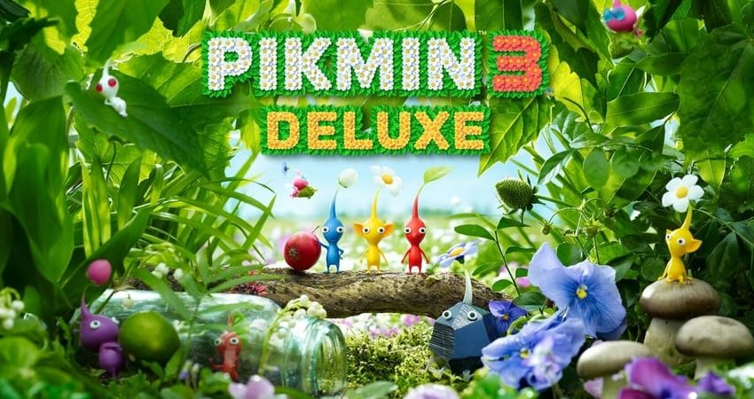 Nintendo gives new info on Pikmin 3 and Hyrule Warriors: Age of Calamity