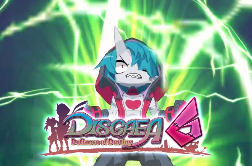 Disgaea 6: Defiance of Destiny gets a story trailer