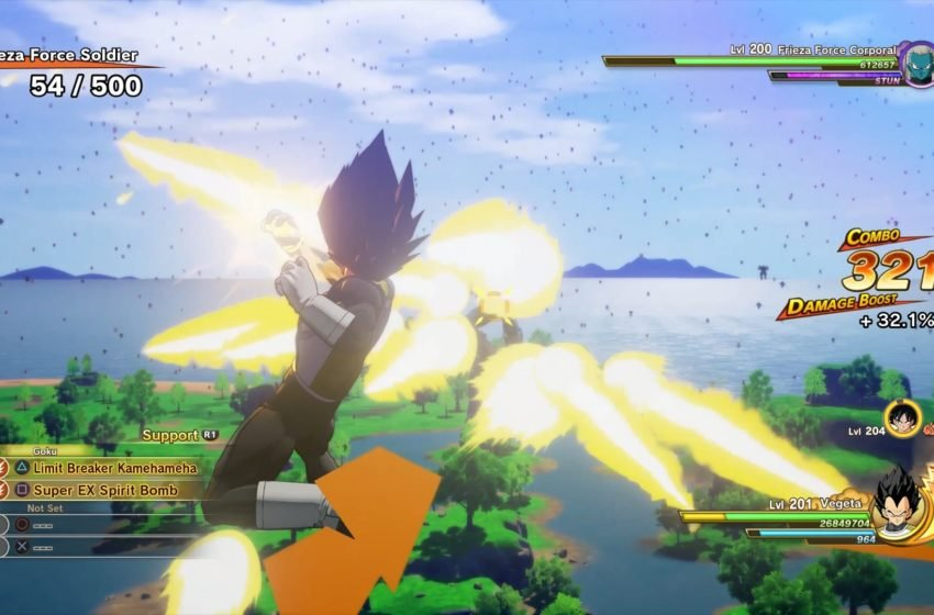 Dragon Ball Z: Kakarot A New Power Awakens Part 2 DLC out now