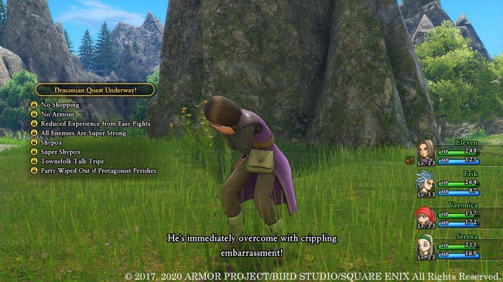 Dragon Quest XI S definitive screenshot