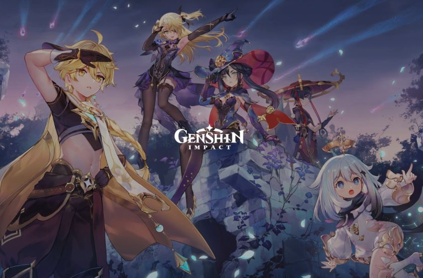 Genshin Impact Version 1.1 out now