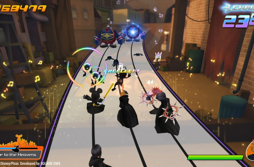 Kingdom Hearts: Melody of Memory out now, Kingdom Hearts III soundtrack available digitally