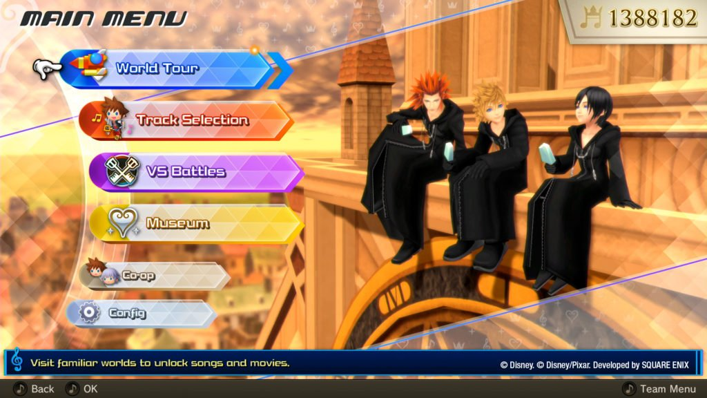 KH Memory of Melody released screenshot 2