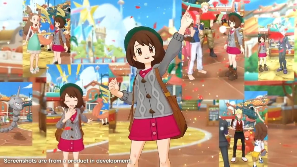 Pokémon Masters adds Sword and Shield protagonist Gloria this month