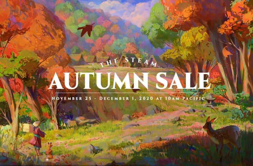 2020 Steam Autumn Sale now live
