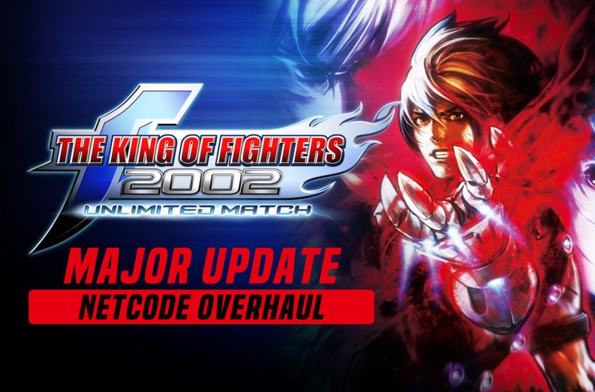 Rollback netcode now available for The King of Fighters 2002 Unlimited Match on PC