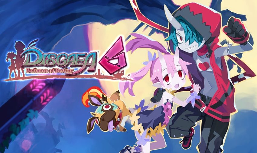 New Disgaea 6 trailer shows off the series' history