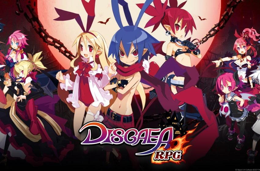 Disgaea RPG English