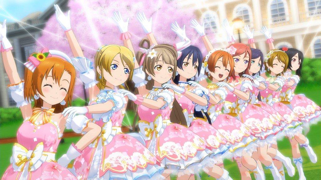 Love Live! School Idol Festival ~after school ACTIVITY~ Wai-Wai!Home Meeting!! screenshot