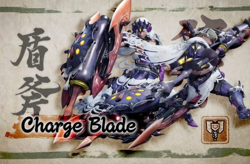 Monster Hunter Rise Charge Blade