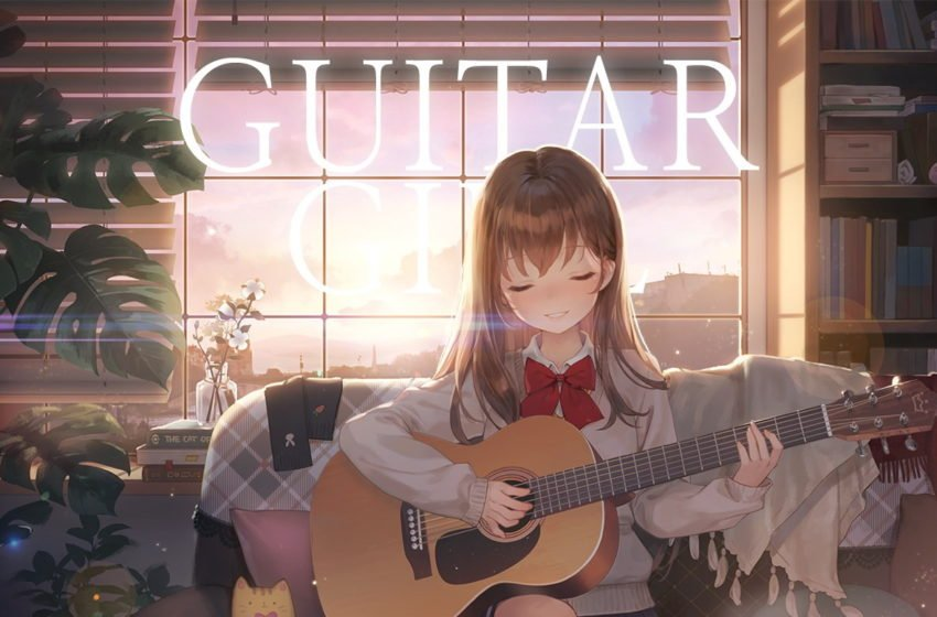 The gentle Zen of Guitar Girl