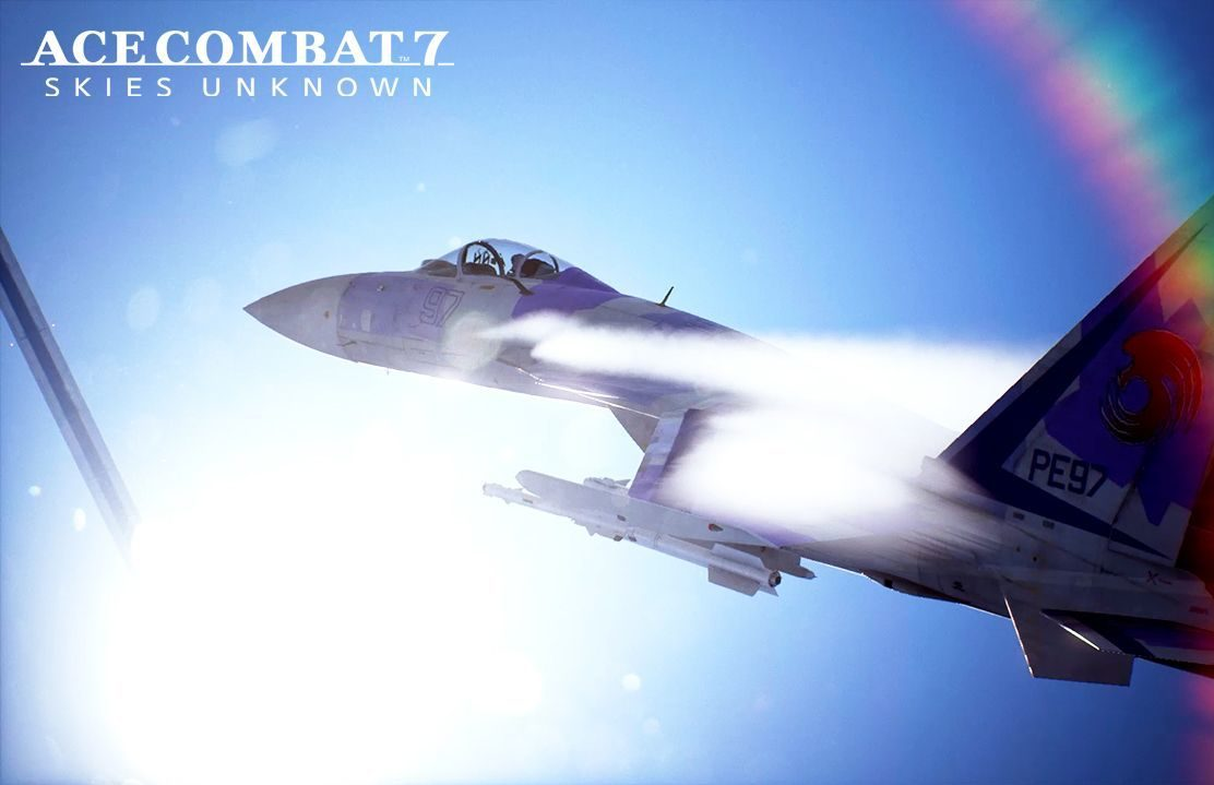 Ace Combat 7 celebrates 2nd anniversary with free skins and emblems