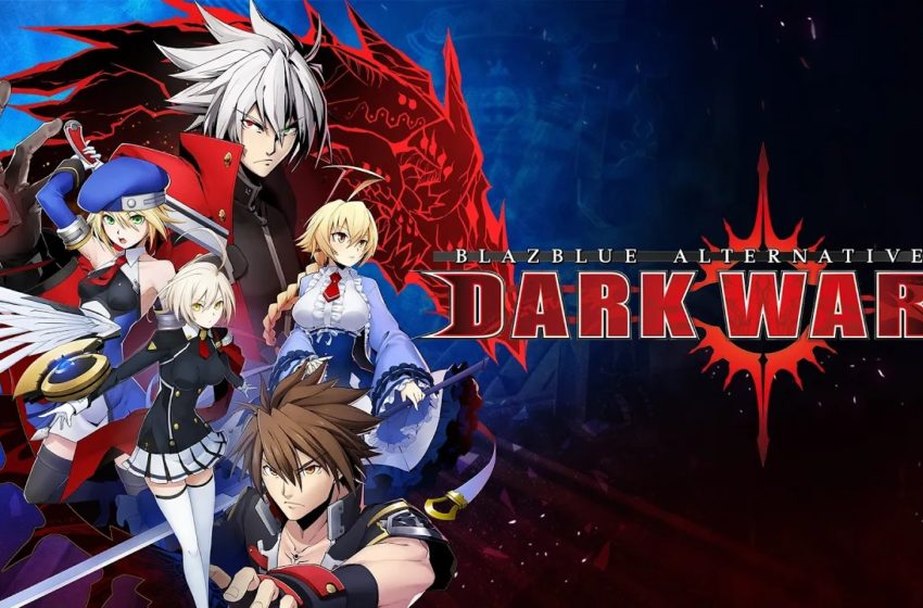 Long-delayed BlazBlue Alternative: Dark War gets February release date in Japan