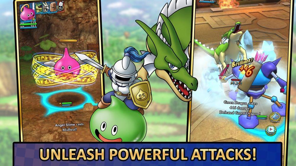 Dragon Quest Tact screenshot