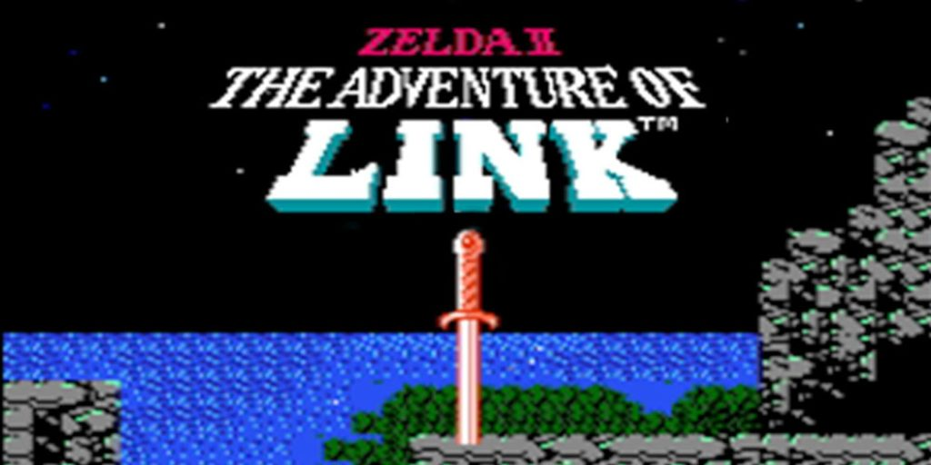 The Legend of Zelda II: The Adventure of Link