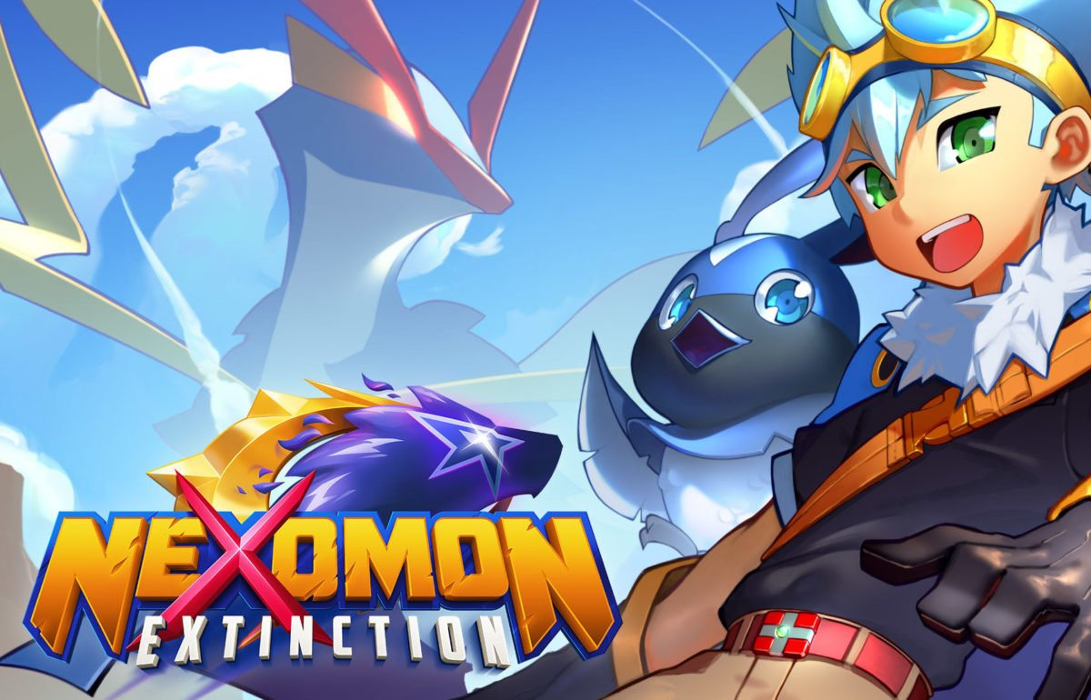 Nexomon: Extinction update adds randomiser options and more
