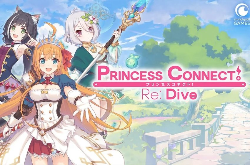 Princess Connect! Re:Dive global now available