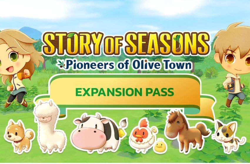 Story of Seasons: Pioneers of Olive Town will get post-launch content via an Expansion Pass