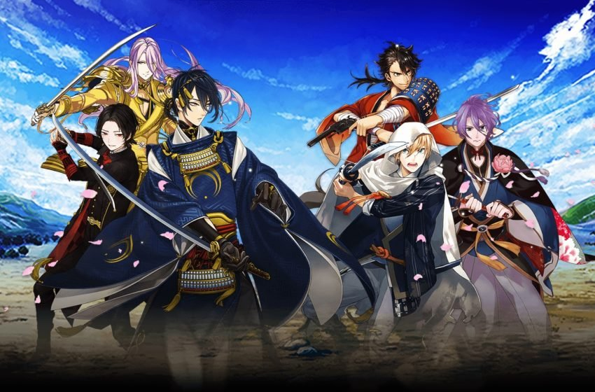 Touken Ranbu English
