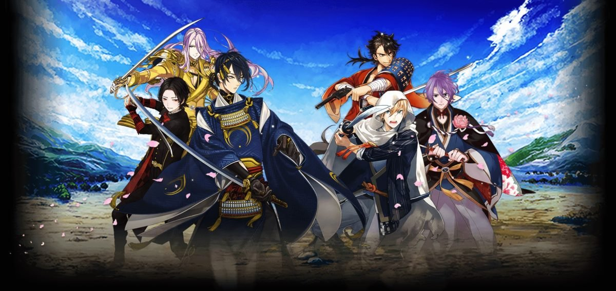 Touken Ranbu getting a surprise English release in February