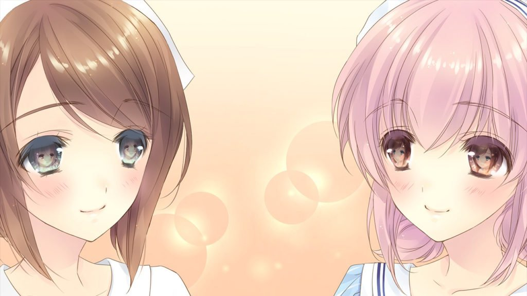 Nurse Love Addiction, a yuri visual novel for Nintendo Switch