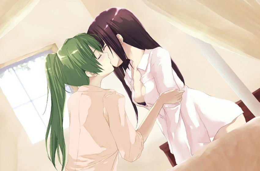 5 of the best yuri visual novels