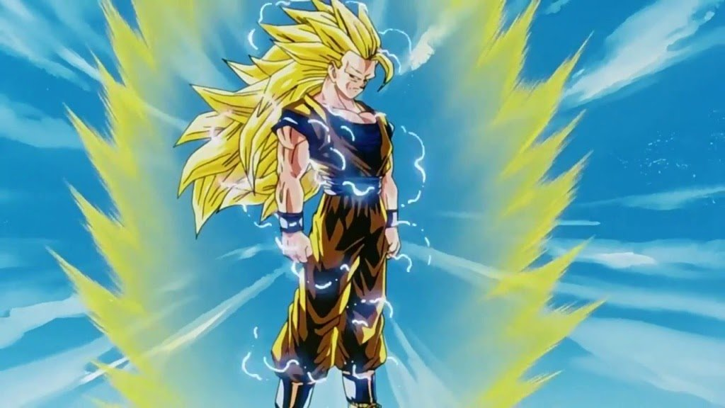 Dragon Ball Z Super Saiyan 2