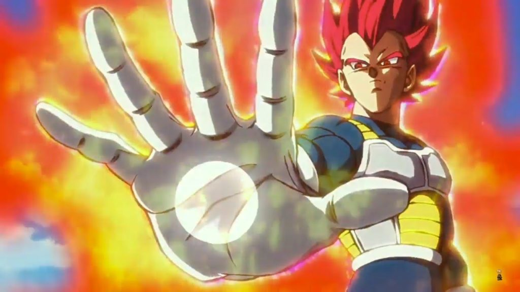 Dragon Ball Z Super Saiyan 4