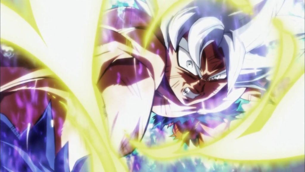 Dragon Ball Z Super Saiyan Blue