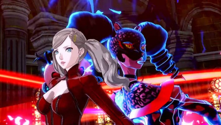 Persona 5 Strikers Ann Showtime