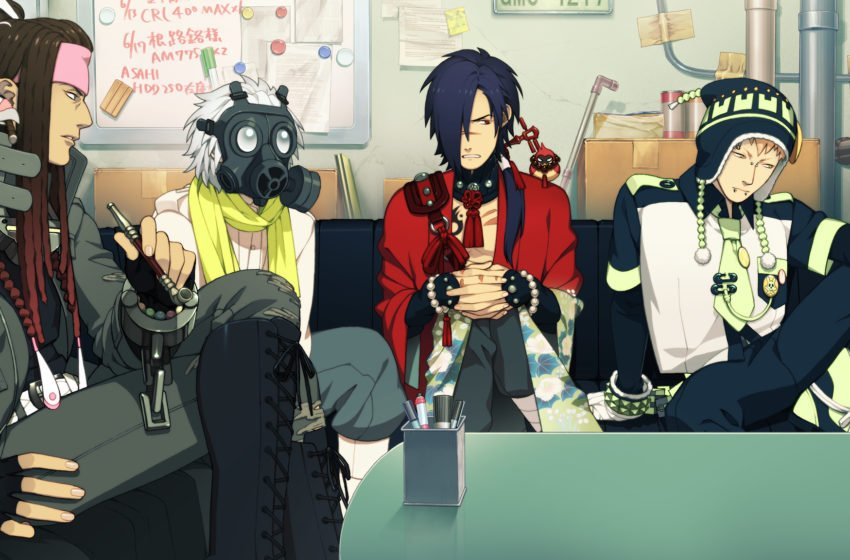 DRAMAtical Murder: A BL classic, and a long-awaited English release