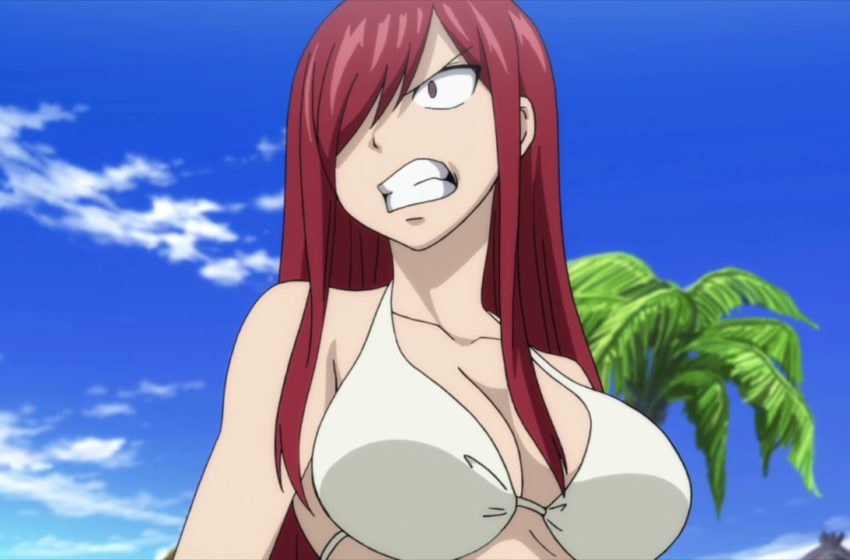 Waifu Wednesday: Erza Scarlet (Fairy Tail)