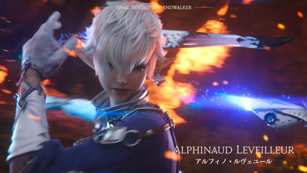 Final Fantasy XIV Endwalker Opening Alphinaud