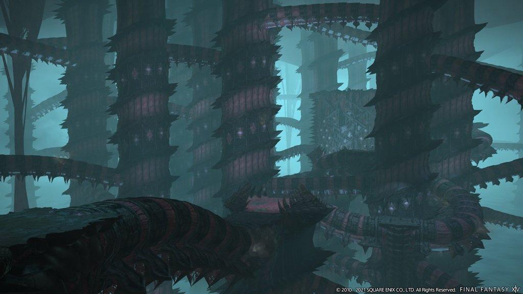 Final Fantasy XIV Endwalker new dungeons