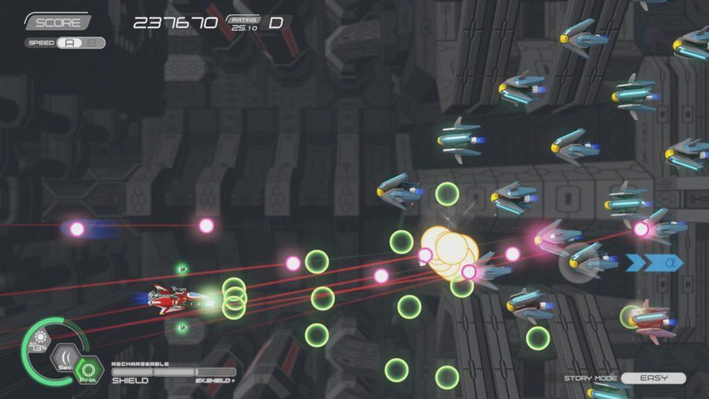 Arcade-style game Natsuki Chronicles
