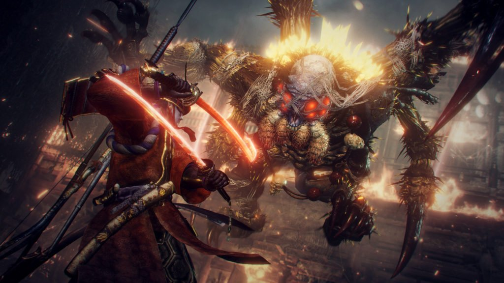Nioh 2 Complete Collection PC Screenshot 2