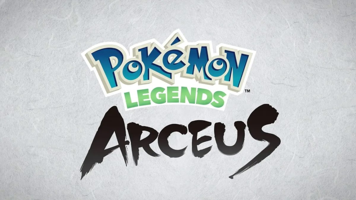 """Sinnoh pre-make"" Pokémon Legends: Arceus early 2022"