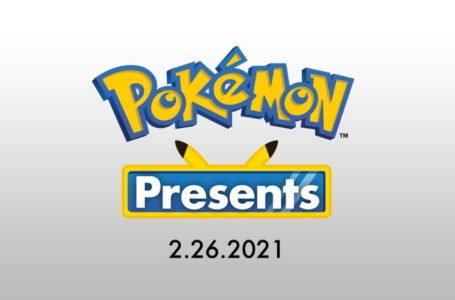 Pokémon Presents returns tomorrow