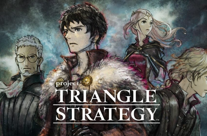 Project Triangle Strategy announced, free demo available
