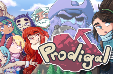 Looking into the underrated Game Boy Colour-style indie gem Prodigal