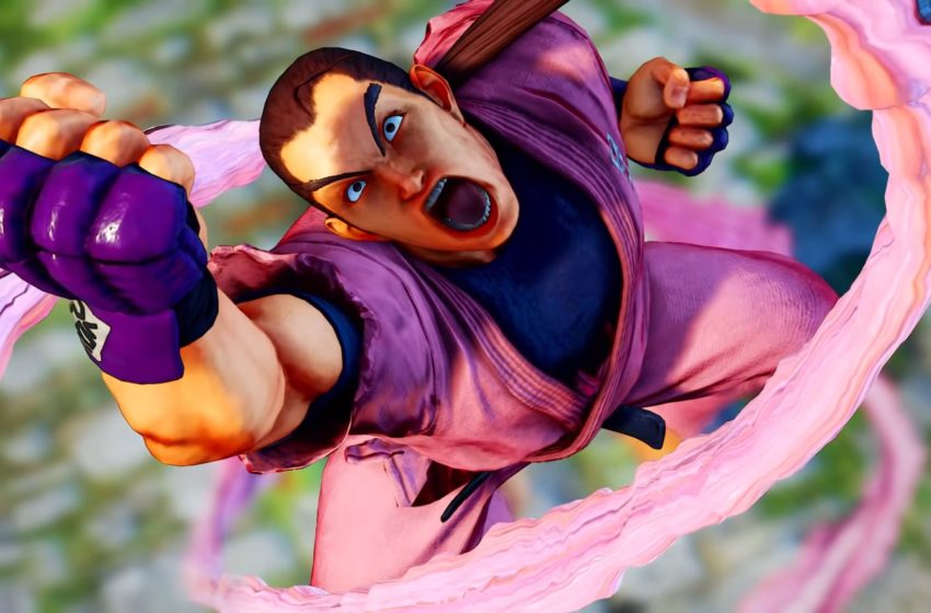 Street Fighter V patch brings Dan Hibiki, new V-Shift mechanic