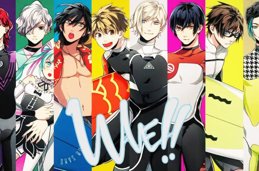 When Free! is not enough, say hello to WAVE!!