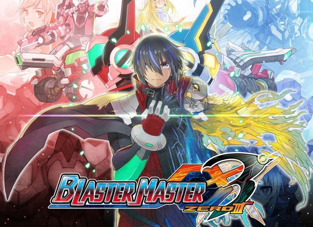 Blaster Master Zero 3 announced as series finale
